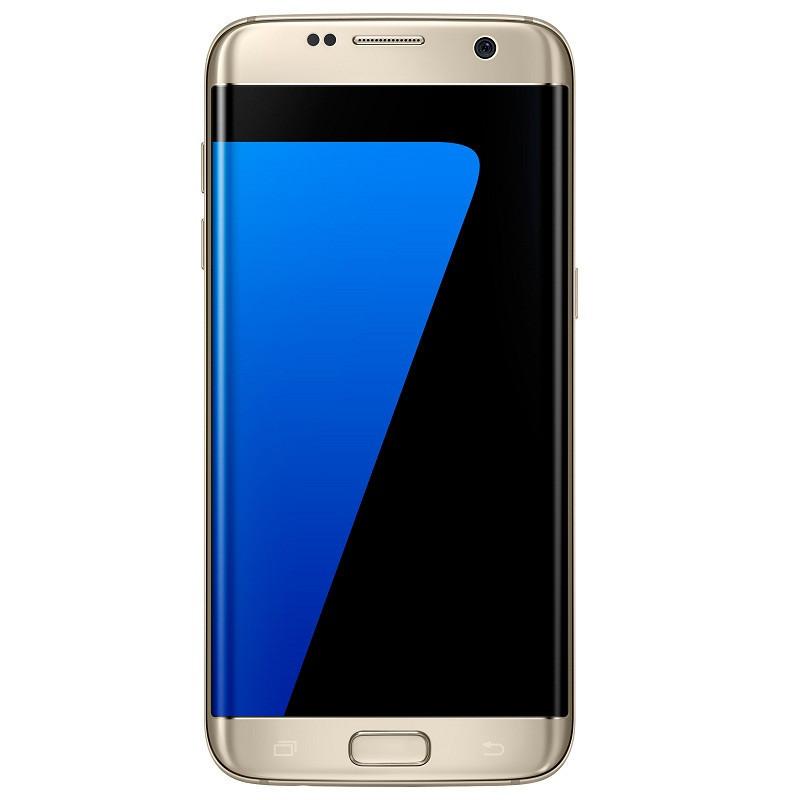 三星 Galaxy S7 edge(G9350)32G版 铂光金 移动联通电信4G手机 双卡双待